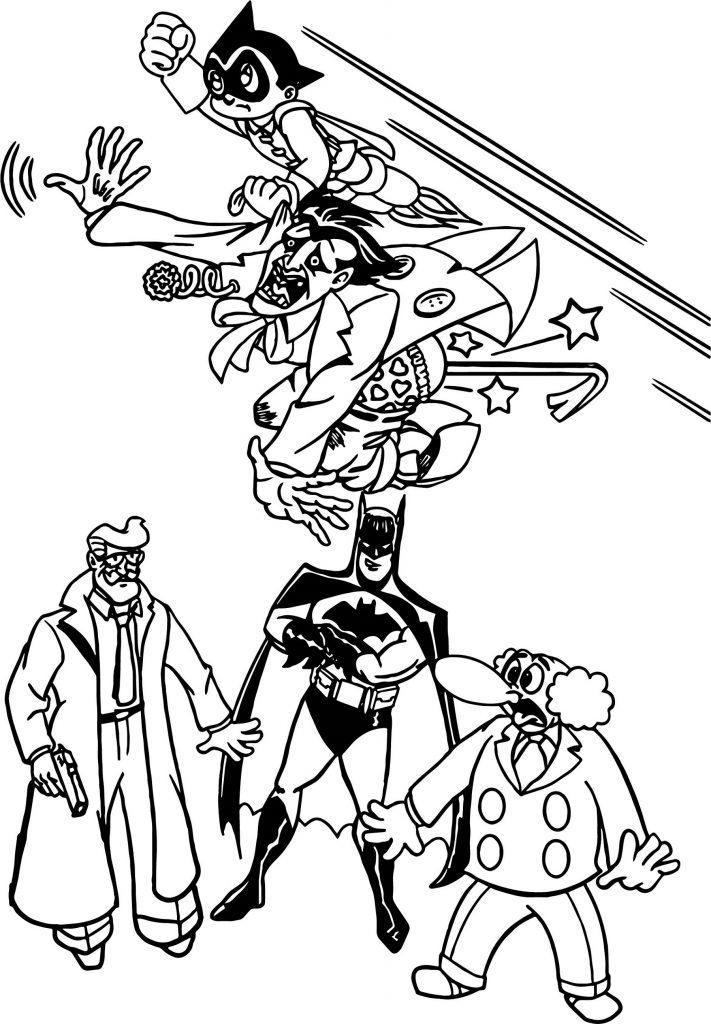 Batman Coloring Book DC Comics