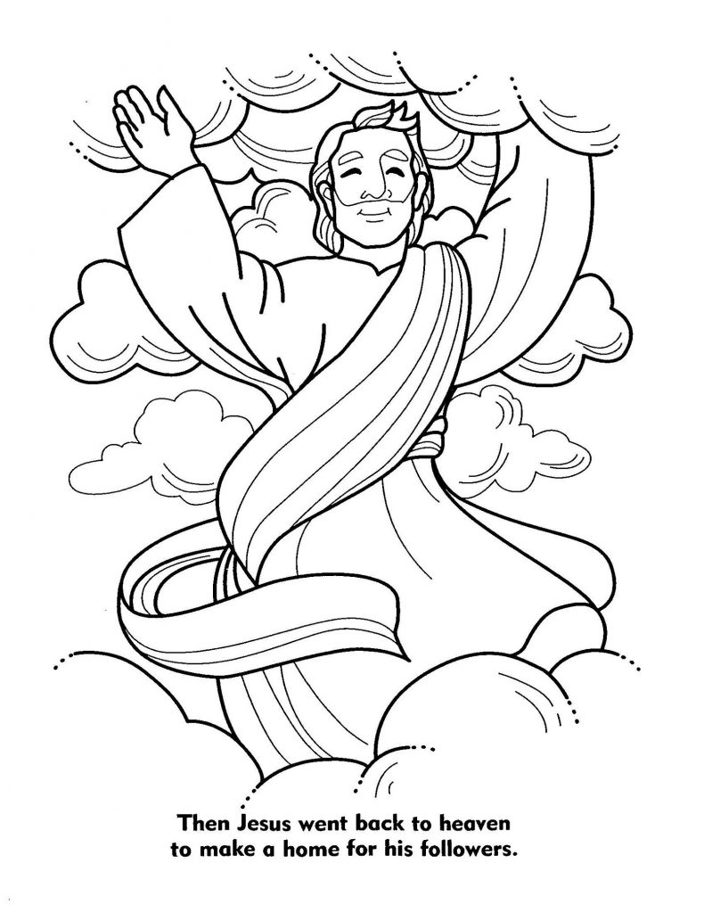 Bible Coloring Pages For Kids And Adult 101 Coloring