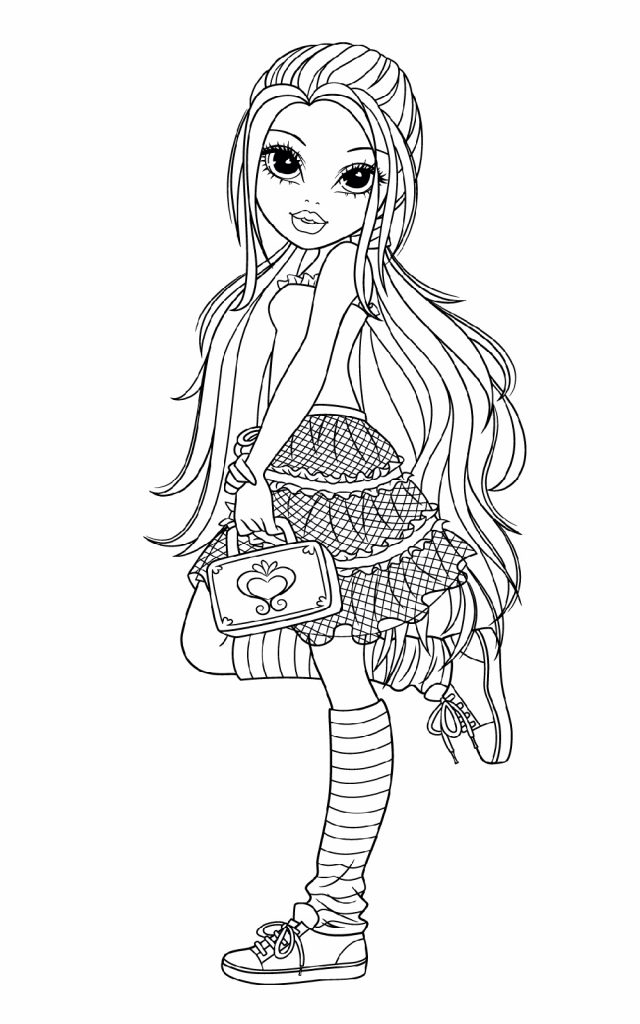 Coloring Pages Online For Girls