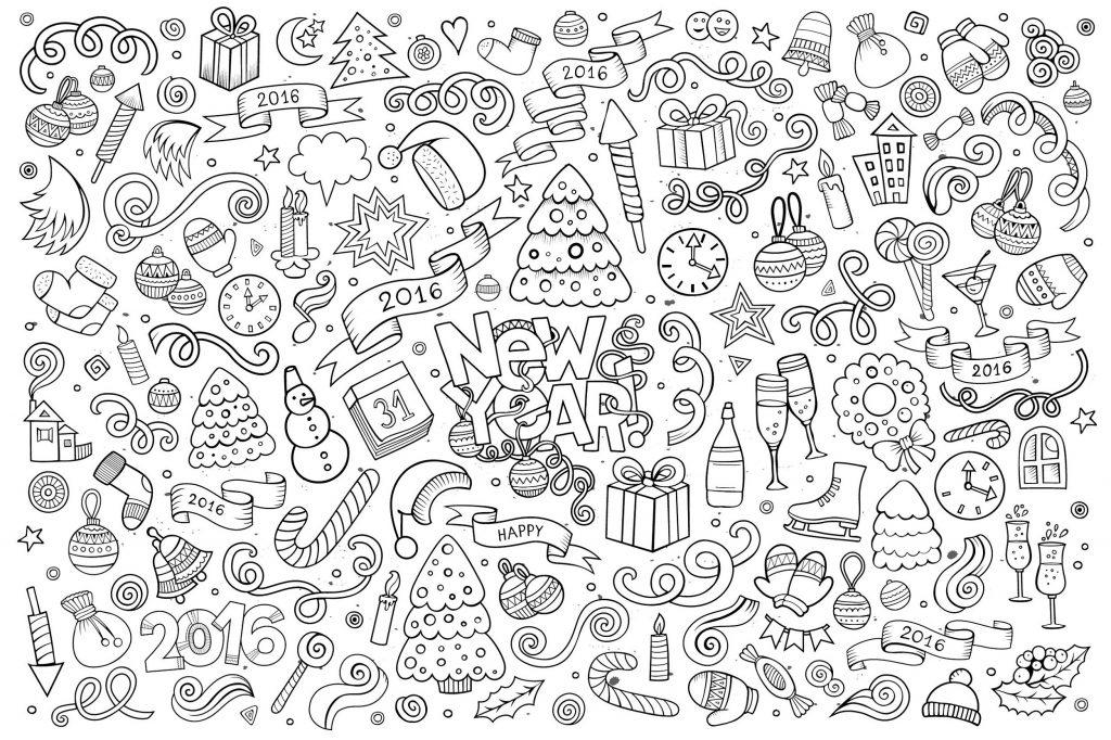 Coloring Worksheets Doodle