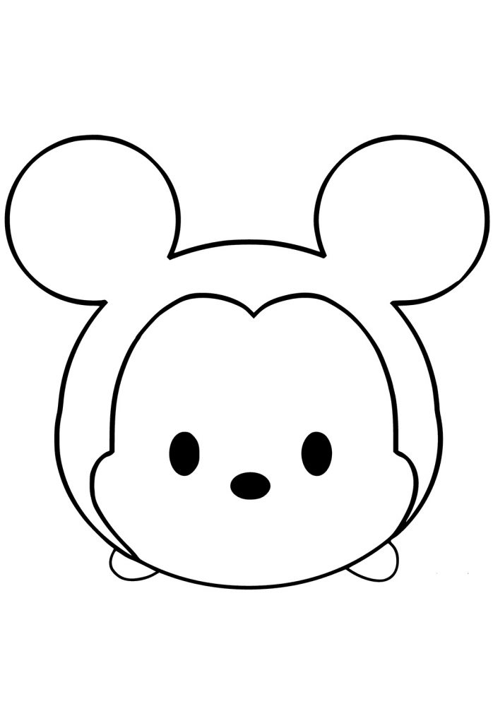 Emoji Coloring Pages Disney