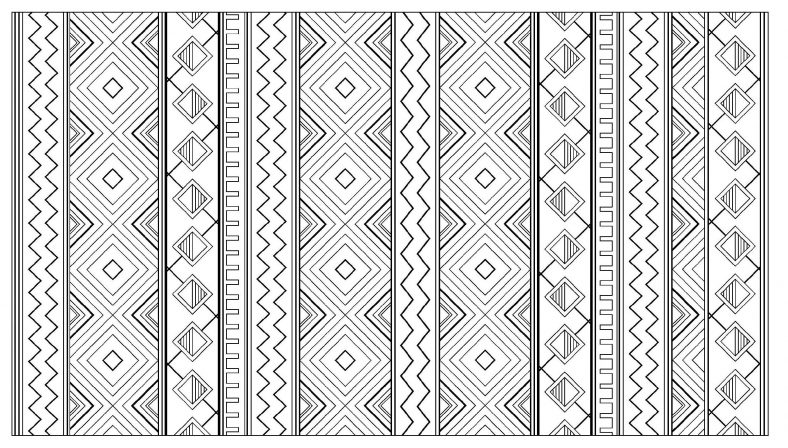 Free Coloring Pages For Adults Patterns