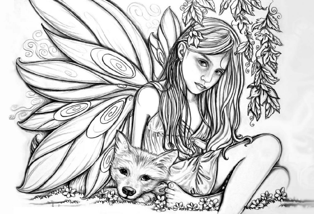 Hard Coloring Pages Realistic