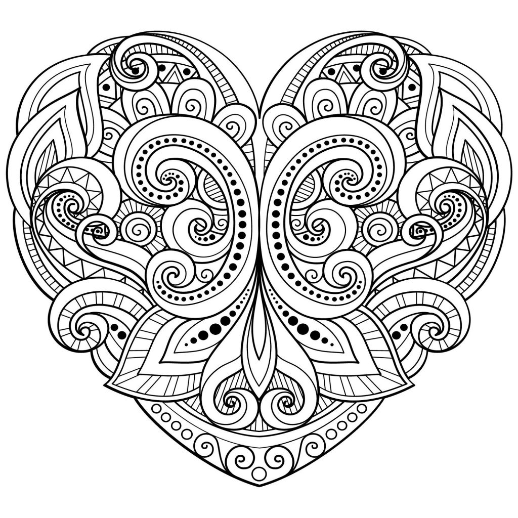 Wonderful Mandala Coloring Pages for Relaxation | 101 Coloring