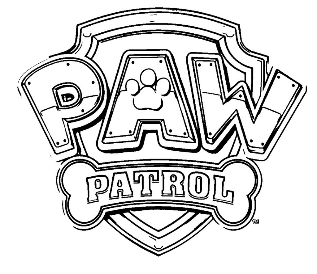 Paw Patrol Coloring Sheets Printable