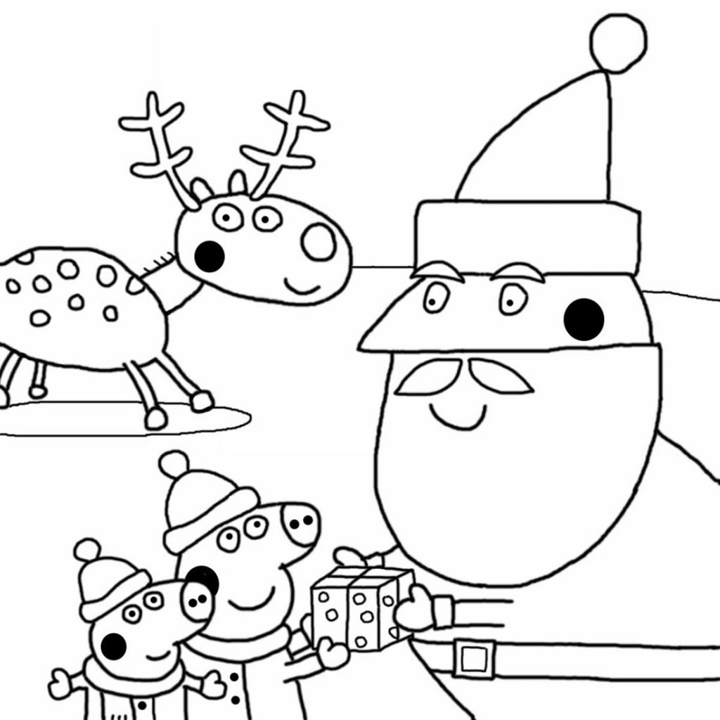 Free Peppa Pig Coloring Pages to Print | 101 Coloring