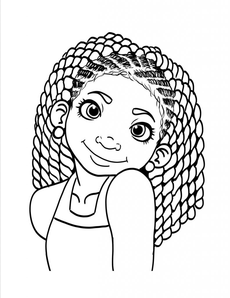 Printable Coloring Pages For Girls Groovy Girls