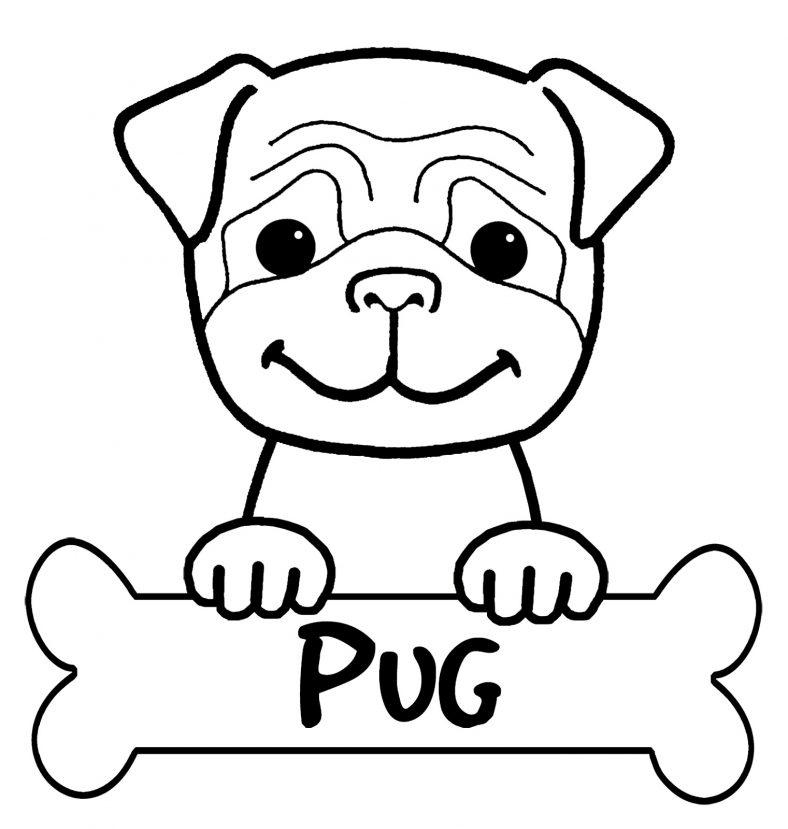Puppy Coloring Pages Free
