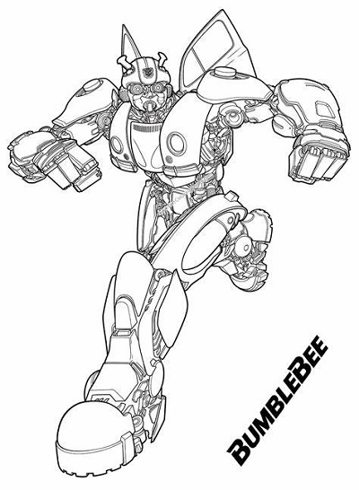 - Transformers Coloring Pages Characters 101 Coloring